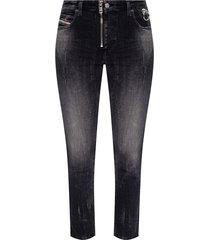 babhila verontruste jeans