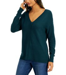 inc seam-front tunic, created for macy's