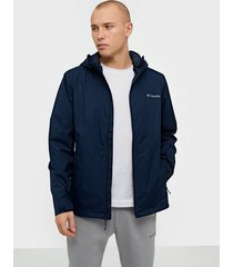 columbia inner limits ii jacket jackor navy
