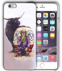 rodeo cowboy bull iphone 4 4s 5 5s 5c se 6 6s 7 + plus case cover 11