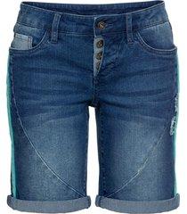 bermuda di jeans (blu) - rainbow