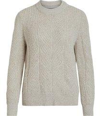 objnova stella ls knit pullover