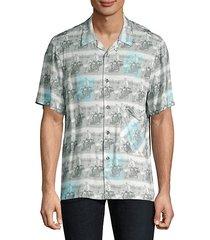 elvis beach shirt