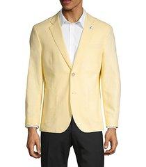 linen cotton sport jacket