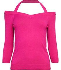 meghan off-the-shoulder sweater
