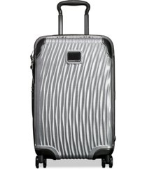 "tumi latitude 22"" international carry-on spinner suitcase"