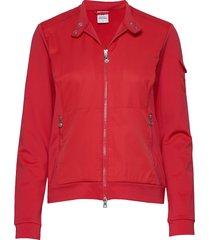 break jacket outerwear sport jackets röd daily sports