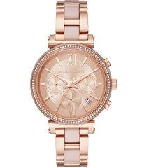 reloj michael kors para mujer - sofie  mk6560
