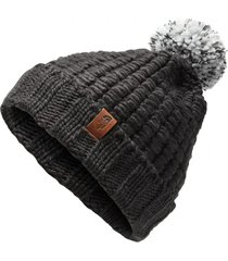 gorro cozy chunky negro the north face