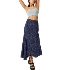 cotton on tahli midi skirt