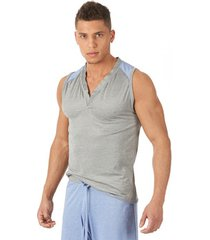 pyjama's / nachthemden gregg homme modalounge gregg men's tank top
