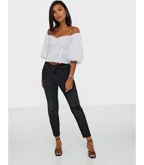 noisy may nmjenna nw ankle jeans ki041bl skinny