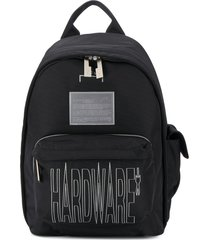 a-cold-wall* hardware* backpack - black