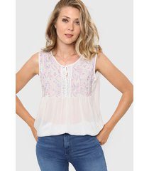 blusa natural ted bodin antonina