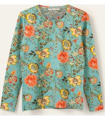oilily tourana t-shirt- turquoise