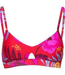 bralette bikinitop multi/mönstrad seafolly