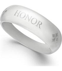 men's honor cobalt ring