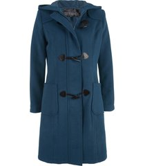 cappotto in misto lana (blu) - bpc bonprix collection