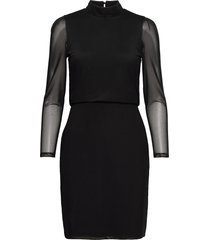 dresses knitted dresses bodycon dresses svart esprit collection