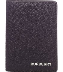 burberry burberry bifold card case