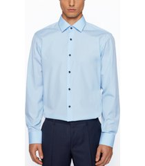 boss men's goras regular-fit cotton shirt