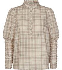 rowland geruit overhemd