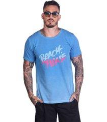 camiseta royal brand beach please azul