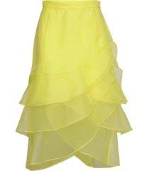 day fairy knälång kjol gul day birger et mikkelsen