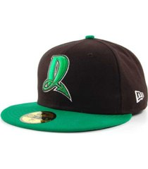 new era dayton dragons milb 59fifty cap