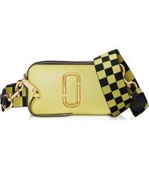 marc jacobs designer handbags, the snapshot small saffiano leather camera bag