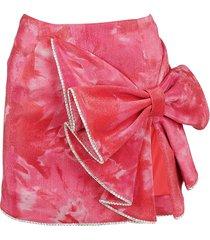 area mini skirt