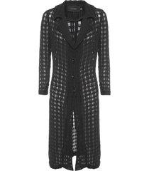 casaco feminino mood - preto