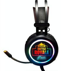 audifonos diadema gamer usb rgb battle royale ps3-ps4-pc jyr 049-mv