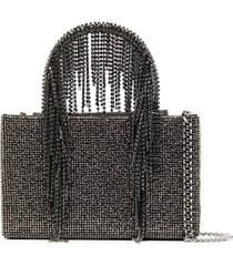 kara midi crystal handbag