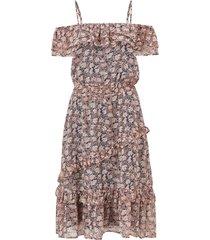 volangklänning amber frill dress