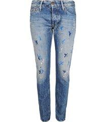 """""""stanley art"""" jeans"""