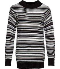 pullover a righe (nero) - rainbow