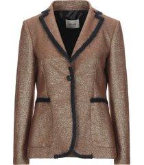 gold case suit jackets