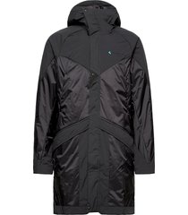 alfheim jacket unisex parka jas zwart klättermusen