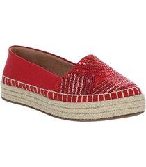 alpargata hale rojo we love shoes