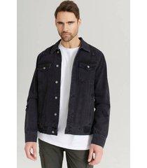 jeansjacka destroyed denim jacket