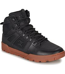 hoge sneakers dc shoes pure high-top wr boot