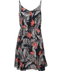 klänning pcnya slip button dress
