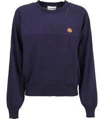 kenzo sweatshirt tiger mini