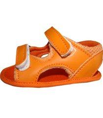 sandalia   naranja piojito