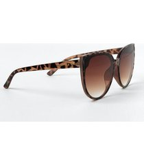 scout cat eye sunglasses - tortoise