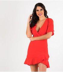 vestidos coral derek 818211
