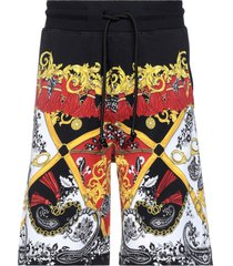 versace jeans couture shorts & bermuda shorts
