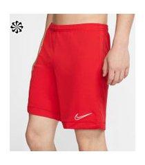 shorts nike dri-fit academy masculino