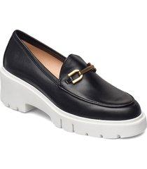 jaulin_cre loafers låga skor svart unisa